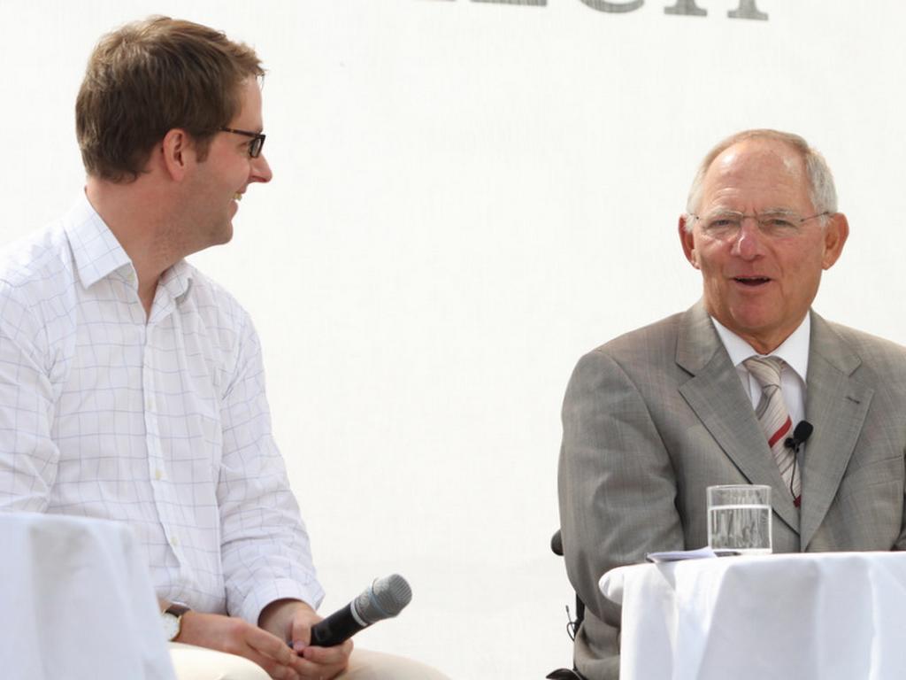 Mit BMF Schäuble